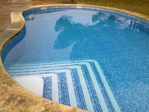 Reparación de piscina - Piscina lista para usar