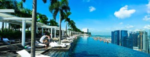 Piscines Bravi - Curiosidades -  Marina Bay Sands - 2